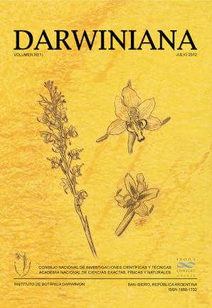 Darwiniana 50(1)