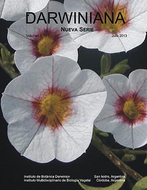 Darwiniana, nueva serie